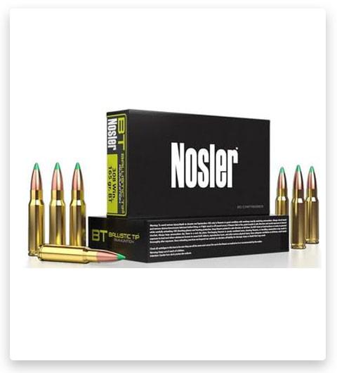 Nosler Ballistic Tip Hunting 28 Nosler Ammo 160 grain