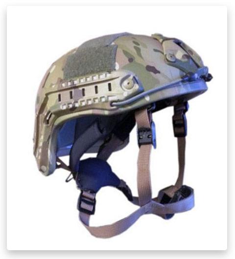United Shield Spec Ops DELTA Ballistic Tactical Helmet Level IIIA