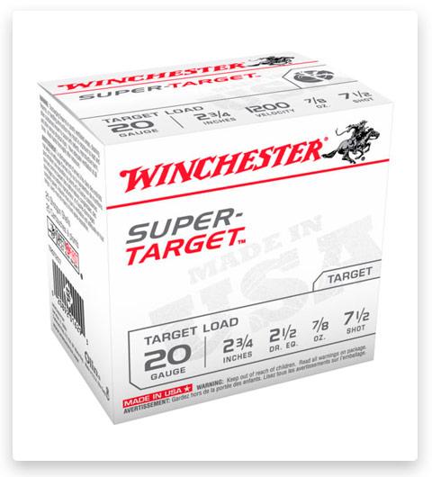 Winchester USA SHOTSHELL 20 Gauge Ammo
