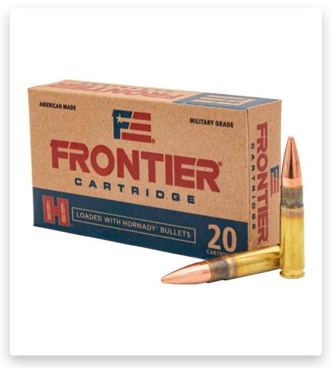 Hornady Frontier 300 AAC Blackout Ammo 125 Grain