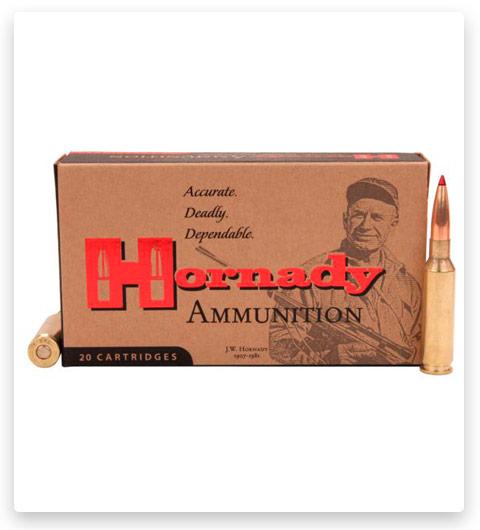 Hornady Match 6.5mm Creedmoor Ammo 140 Grain