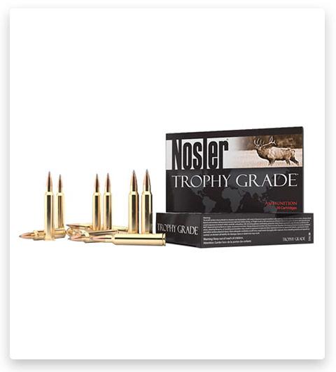 Nosler 7mm Winchester Short Magnum Long Range AccuBond Ammo 175 grain