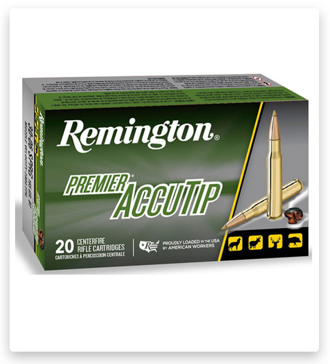 Remington Premier Accutip 22 Hornet Ammo 35 Grain