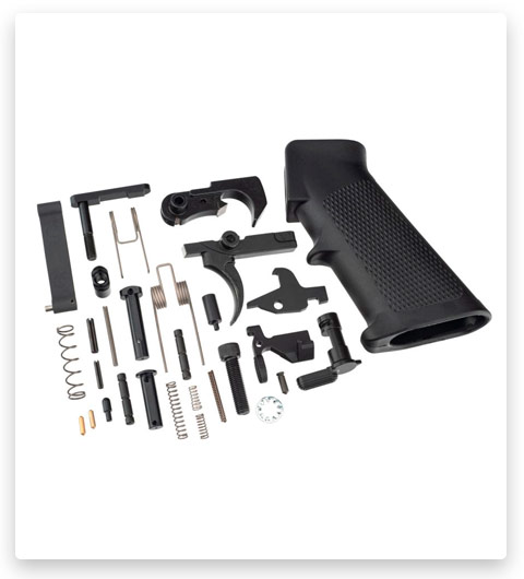 TRYBE Defense AR-15 Mil-Spec Complete Lower Parts Kit
