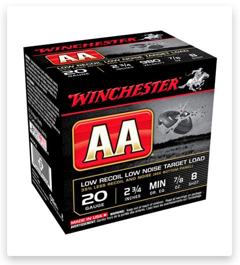 Winchester AA 20 Gauge Ammo