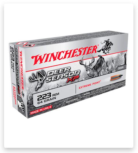 Winchester DEER SEASON XP LINE EXTENSIONS 7.62x39mm Ammo 123 grain
