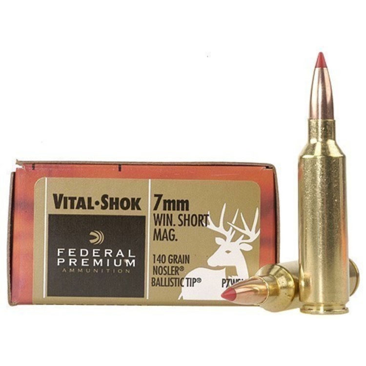 Best 7mm Win Short Magnum Ammo 2021