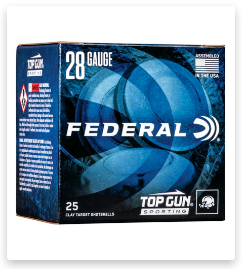 Federal Premium Top Gun 28 Gauge Ammo