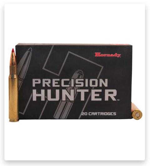 Hornady Precision Hunter 30-06 Springfield Ammo 178 Grain
