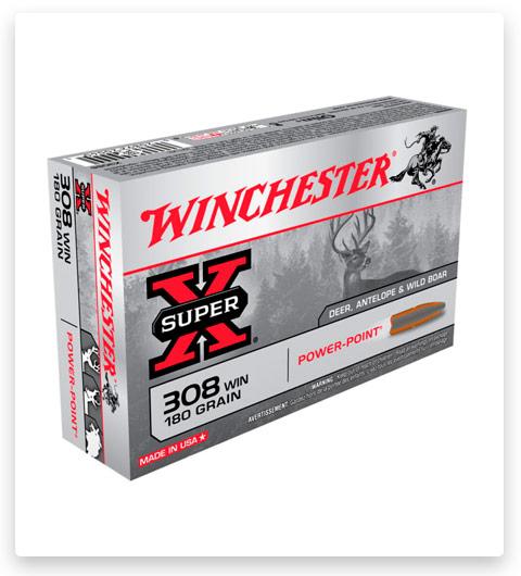 Winchester SUPER-X RIFLE 308 Winchester Ammo 180 grain