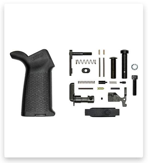 Aero Precision AR-15 Magpul MOE Lower Parts Kit