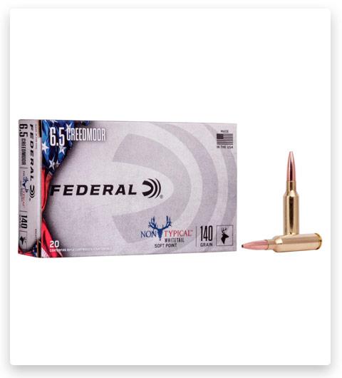 Federal Premium Non-Typical 6.5 Creedmoor Ammo 140 grain
