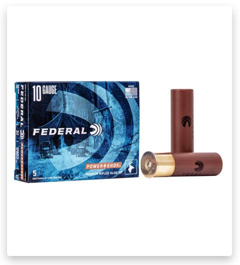 Federal Premium Power Shok 10 Gauge Ammo