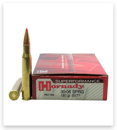 Hornady Superformance 30-06 Springfield Ammo 180 Grain