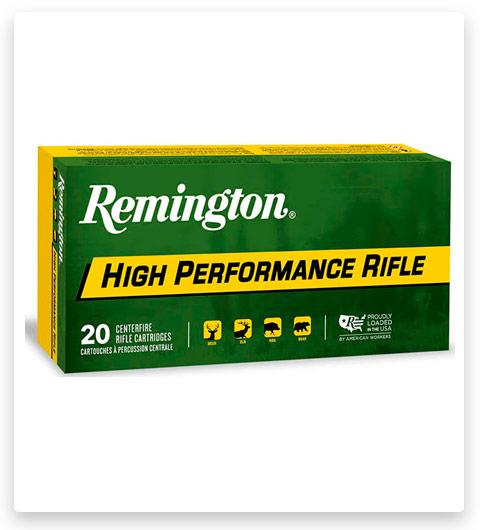 Remington High Performance Rifle 6.5mm Grendel Ammo 120 Grain
