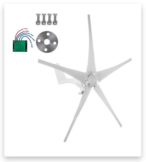 SHZOND 1200W Wind Generator Hybrid Wind Turbine Generator