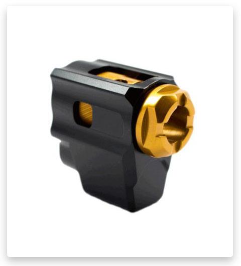 Tyrant Designs T-Comp Glock 43 Compensator