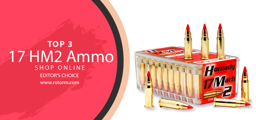 17 HM2 Ammo