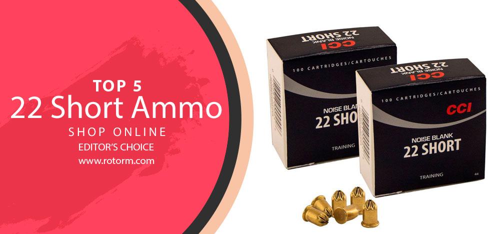 Best 22 Short Ammo - Editor's Choice