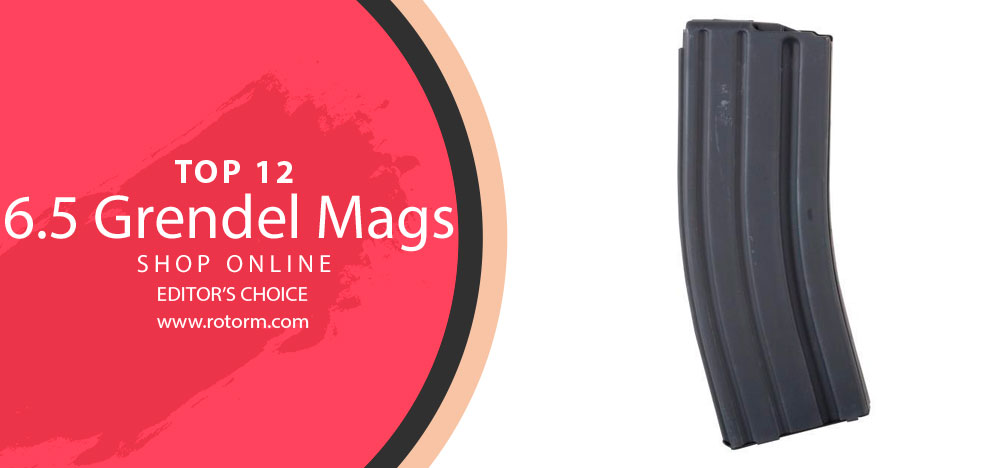 Best 6.5 Grendel Magazines - Editor's Choice