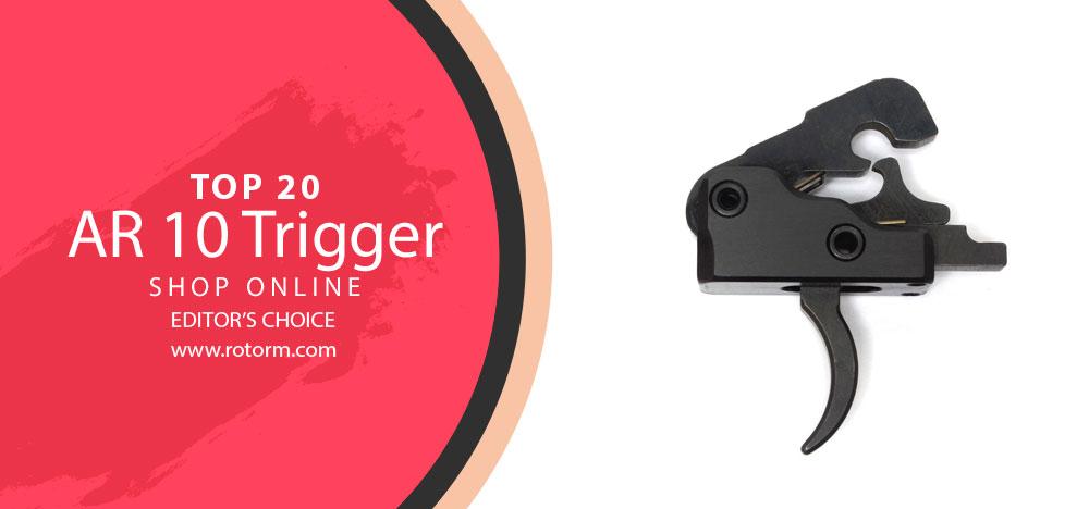 Best AR 10 Trigger - Editor's Choice