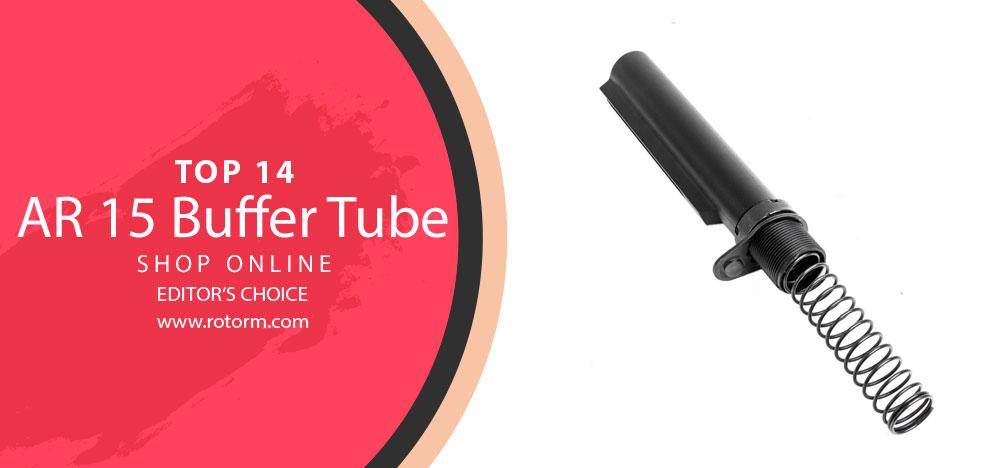 Best AR 15 Buffer Tube - Editor's Choice