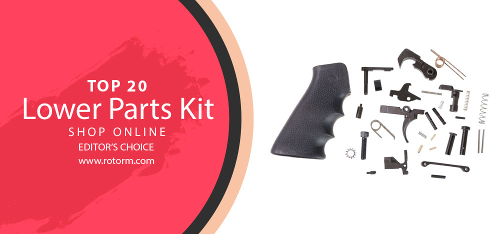 Best Lower Parts Kit - Editor's Choice