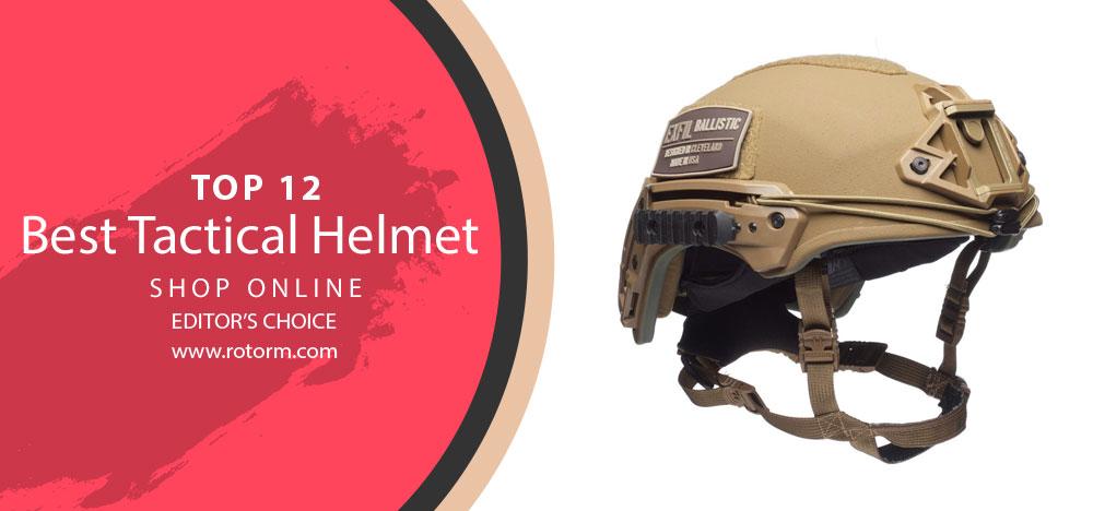 Best Tactical Helmet - Editor's Choice