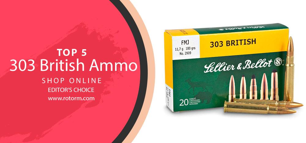 Best 303 British Ammo - Editor's Choice