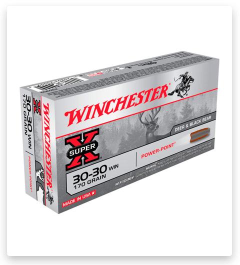 Winchester SUPER-X RIFLE 30-30 Winchester Ammo 170 grain