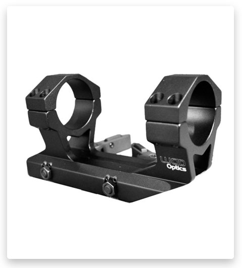 LUCID Optics Quick Detach High Scope Mount