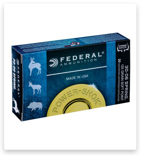 Federal Premium Power-Shok 280 Remington Ammo 150 grain