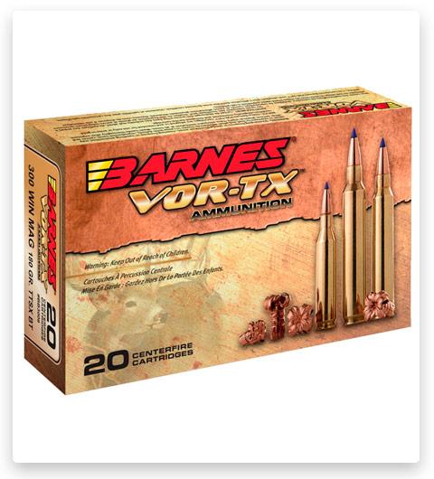 Barnes Vor-Tx 5.56x45mm NATO Ammo 70 grain