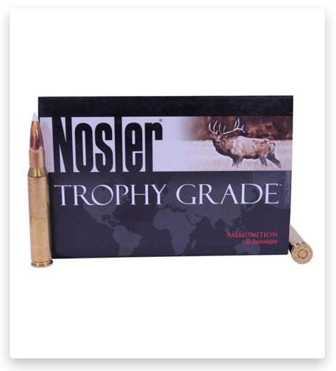 Nosler Trophy Grade 30-06 Springfield Ammo 165 Grain