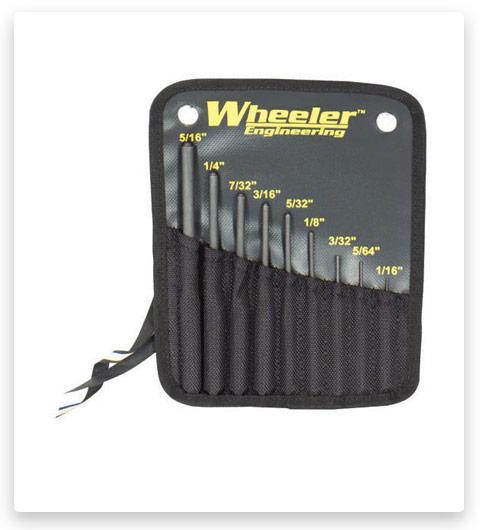 Wheeler Engineering Hammer and Punch Set
