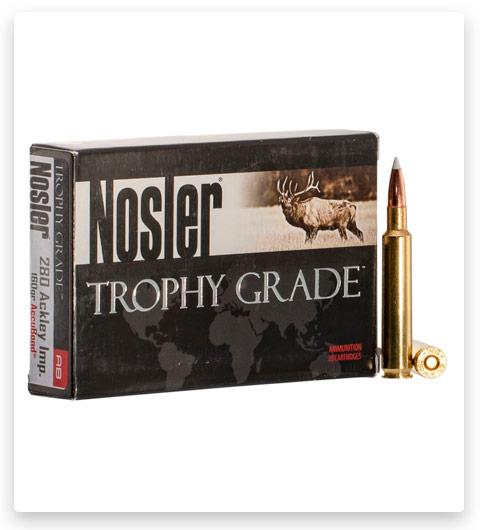 osler Trophy Grade 280 Remington Ammo 160 Grain