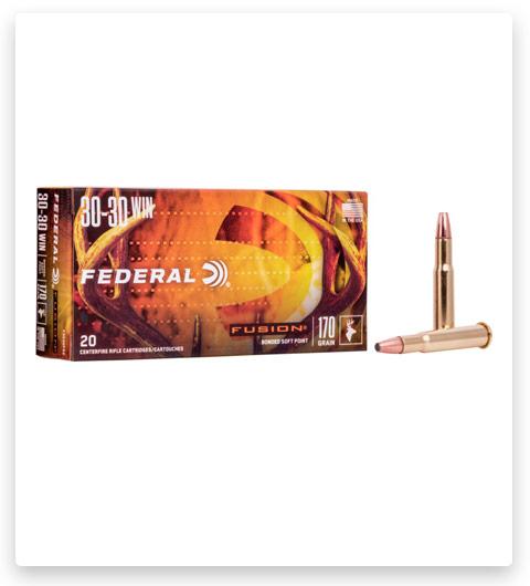 Federal Premium FUSION (FN) 30-30 Winchester Ammo 170 grain
