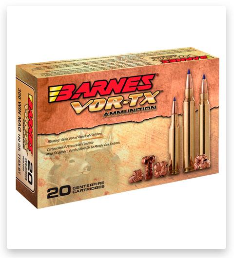 Barnes Vor-Tx 30-30 Winchester Ammo 150 grain