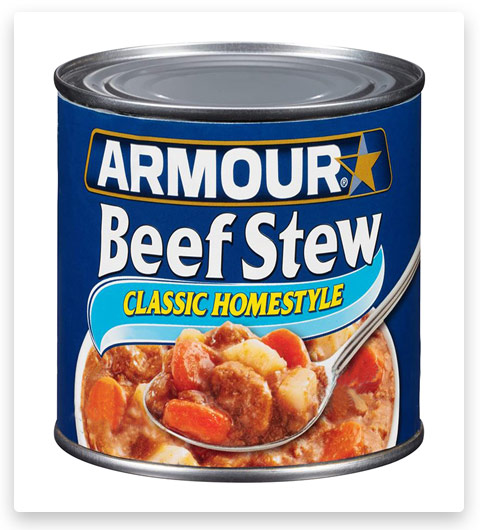 Armour Star Classic Homestyle Canned Beef Stew
