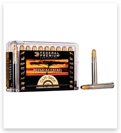 Federal Premium CAPE-SHOK 416 Remington Magnum Ammo 400 grain
