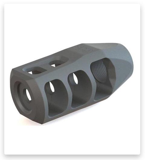 Precision Armament M11 Severe-Duty Muzzle Brake for 300 Win Mag