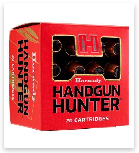 Hornady Handgun Hunter 10mm Auto Ammo 135 Grain