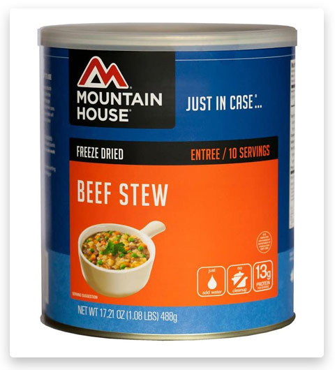 Mountain House Canned Beef Stew