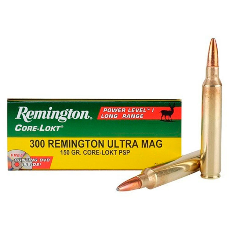 Best 300 Remington Ultra Magnum Ammo 2021