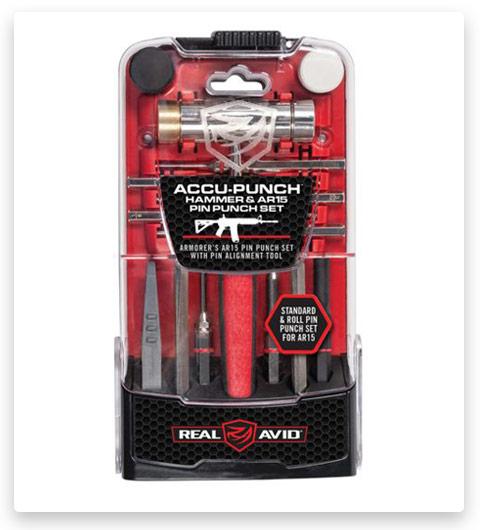 Real Avid Accu-Punch Hammer & AR-15