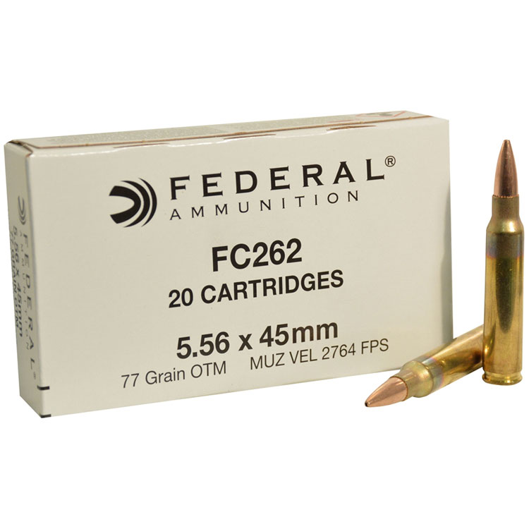 Best 5.56x45mm NATO Ammo 2021