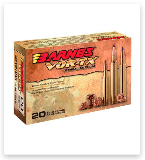 Barnes Vor-Tx 300 Remington Ultra Magnum Ammo 180 grain
