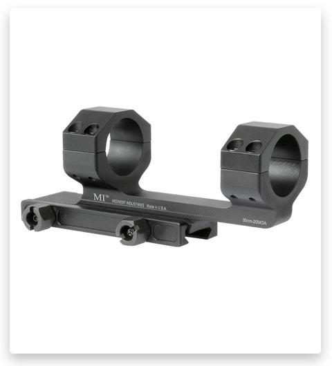 Midwest Industries 30mm Gen 2 AR 15 Scope Mount