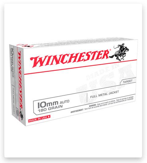 Winchester USA WHITE BOX 10mm Auto Ammo 180 grain