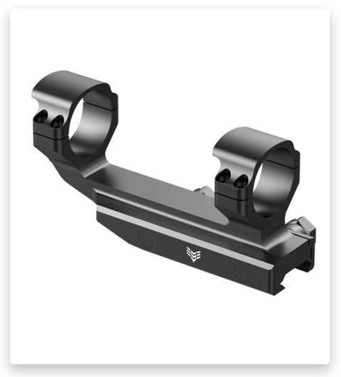 Swampfox Independence Mount 30mm Ring Riflescope for AR 15